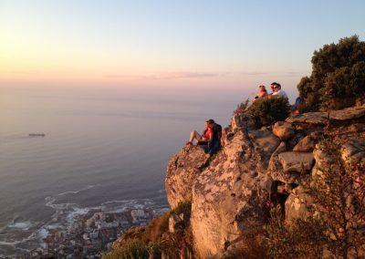 Hike Lions Head 2